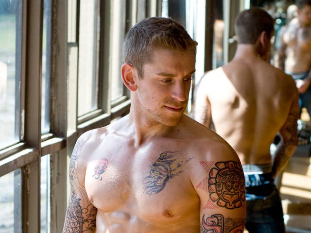 Tattoos & Muscles
