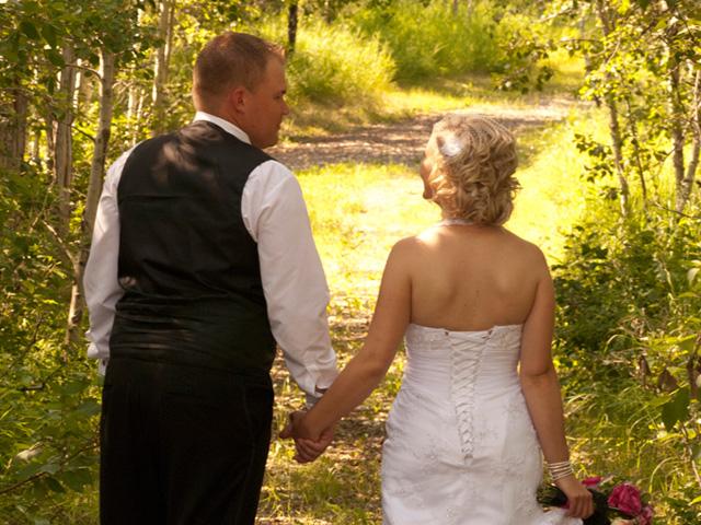 Sarah & Trevor's Wedding